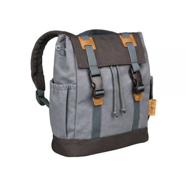 Kinderrucksack Vintage Little One & Me, grey