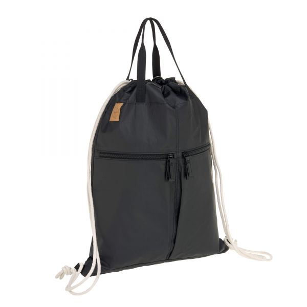 Turnbeutel Gre Tyve String Bag, black