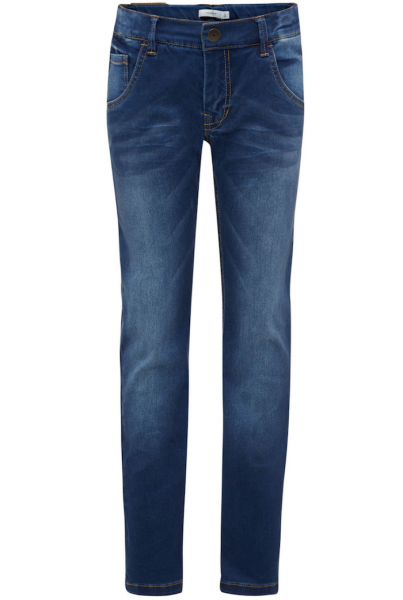 Regular Fit Jeans NKMRYAN, dunkelblau