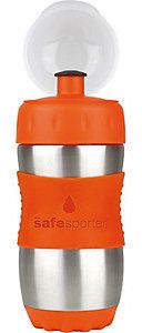 Kinder Trinkflasche Safe Sporter 355 ml, orange