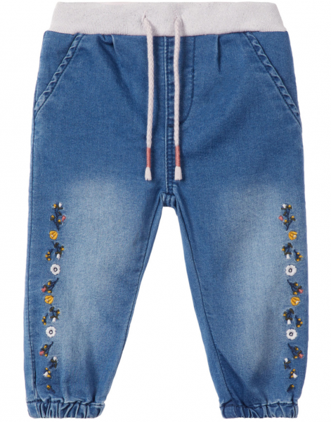 Kleinkind Jeanshose Nbfrie, medium blue denim