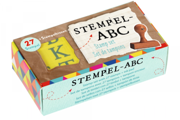 ABC Stempel-Set