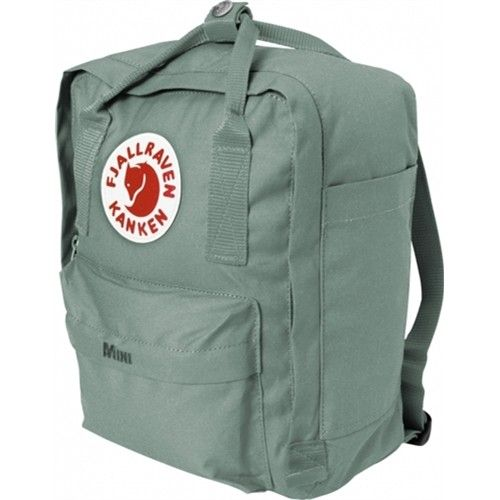 Kanken Mini Kinderrucksack, frost green