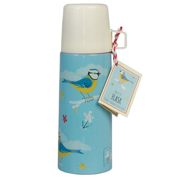 Thermosflasche Blue Bird