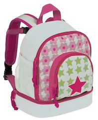 Kleinkind Rucksack 4Kids MINI BACKPACK STARLIGHT, magenta
