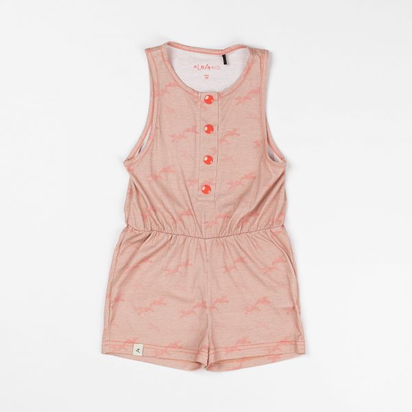 Mädchen Short Suit Mischa, dusty rose