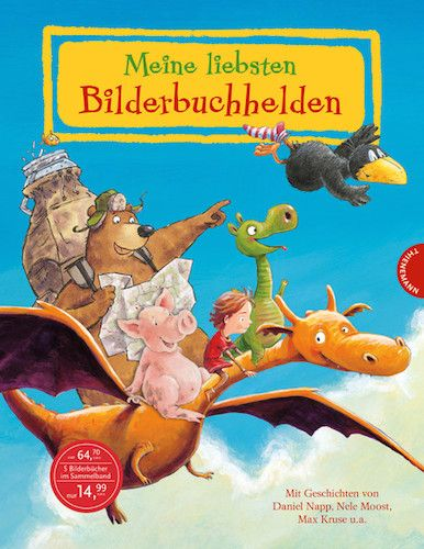 Kinderbuch Meine liebsten Kinderbuchhelden