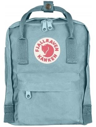Kanken Mini Kinderrucksack, Sky Blue