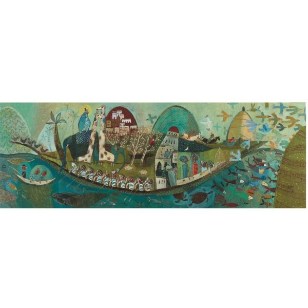 Puzzle Galerie Poetic boat 350 Teile
