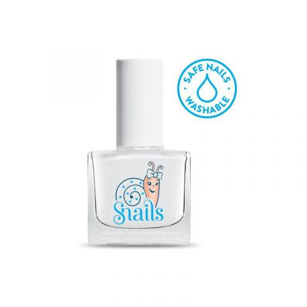 Überlack für Kindernagellack, Natural Top Coat