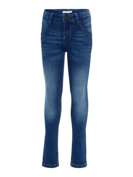 Jeanshose XSlim Nkmtheo, dark blue denim