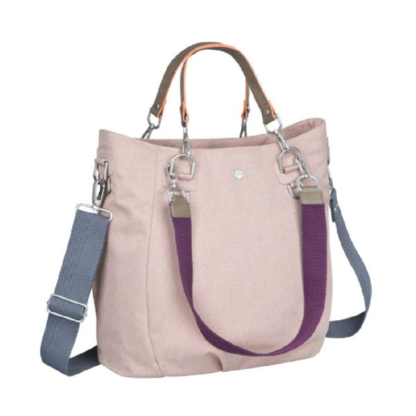 Wickeltasche Green Label Mix 'n Match, rosa