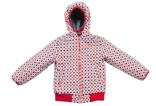 Kinder Wende Winterjacke, FlicFlac