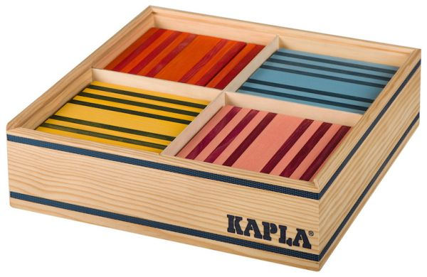 KAPLA in Farbe OCTOCOLOR