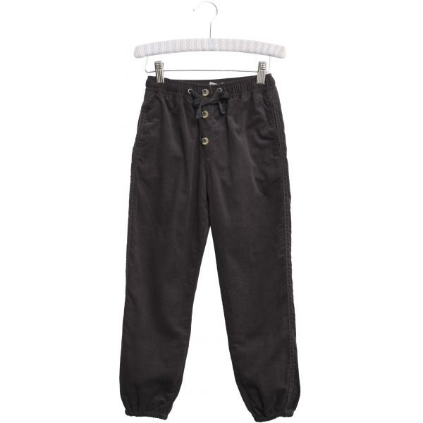 Kinder Cordhose Andreas, steel
