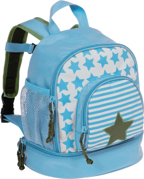 Kleinkind Rucksack 4Kids MINI BACKPACK STARLIGHT, olive