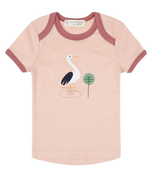 Baby T-Shirt Tilly, rosa