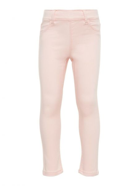 Mädchen Jeggings Nmfpolly, strawberrry cream