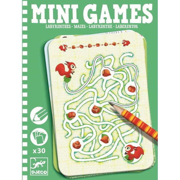 Mini Games Labyrinth