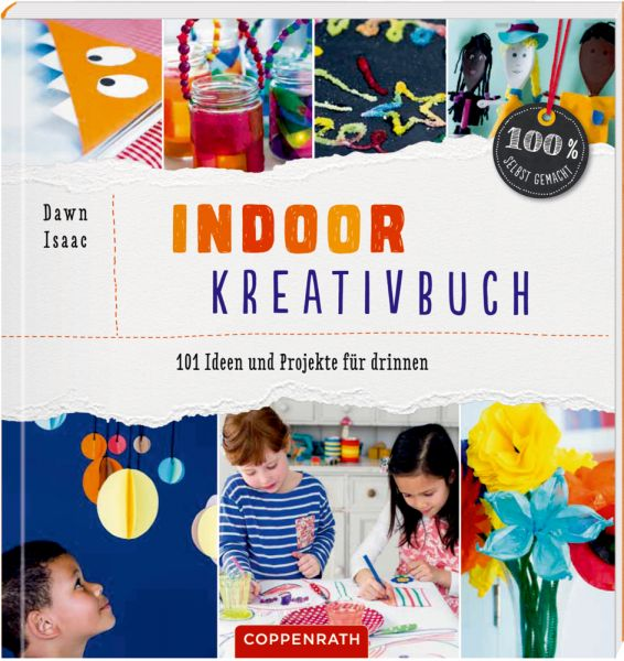 Indoor Kreativbuch