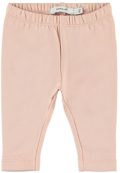 gefütterte Leggings Nbfdavina, rosé cloud